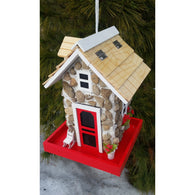 Hanging Bird Feeder Classic Country Cottage
