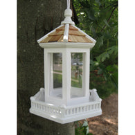 Patio Bird Feeder Gazebo