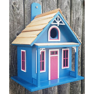 Bird Houses Santa Cruz Cottage - Blue