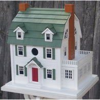 Outdoor Birdhouse Dutch Colonial