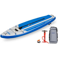 "Hybrid HB96K 9'6"" SUP Discount Standard Package, Inflatable Paddle Boards - SavvyNiche.com"