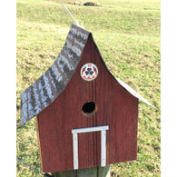 Backyard Birdhouse Birdsboro - Red