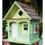 Wild Birds Birdhouse Cottage Birdhouse Key Lime