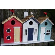 Birdhouse Brighton Beach Huts