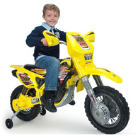 Motocross Drift ZX Kids Dirt Bike 12v, Kids Motorcycle / Dirt Bikes - SavvyNiche.com