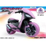 Dragon Scooter 6v Pink, Electric Scooters - SavvyNiche.com