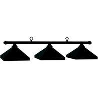Billiard Lights Black Matte Pendant