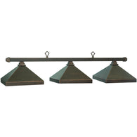 Kitsilano - Oil Rubbed Bronze, Metal Pool Table Lighting - SavvyNiche.com