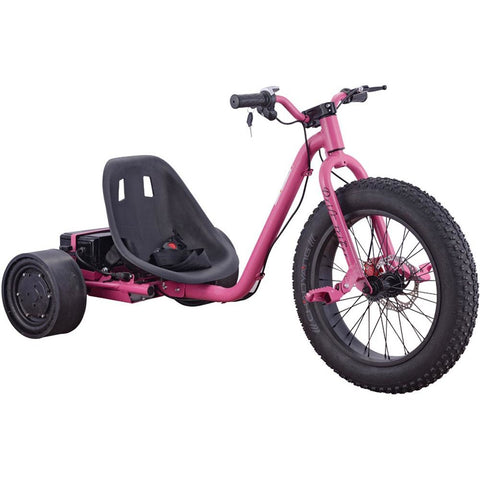Drifter 36v 900w Trike Pink, Kids Ride on Toy Vehicles - SavvyNiche.com