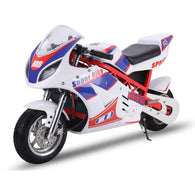 48v 1000w Electric Superbike White, Kids Motorcycle / Dirt Bikes - SavvyNiche.com