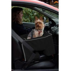 Large Car Booster Seat for Dogs, Pet Car Seats - SavvyNiche.com