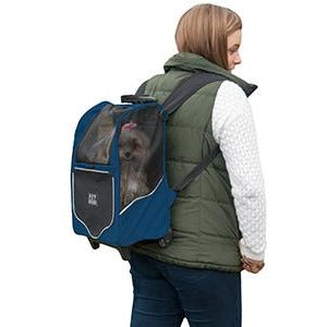 I-GO2 Sport Carrier Car Seat Backpack, Pet Backpack - SavvyNiche.com