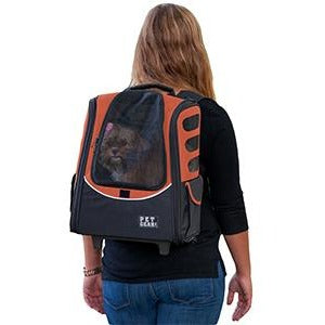 I-GO2 Escort Carrier Car Seat Backpack, Pet Backpack - SavvyNiche.com