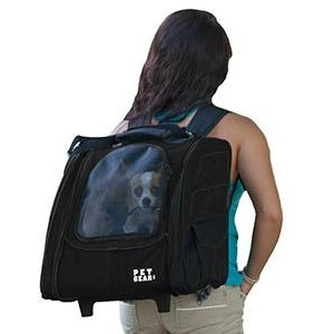 I-GO2 Traveler Carrier Car Seat Backpack, Pet Backpack - SavvyNiche.com