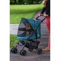 Happy Trails NO-ZIP Pet Stroller, Pet Strollers - SavvyNiche.com