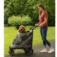 Excursion No-Zip Stroller, Pet Strollers - SavvyNiche.com