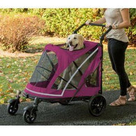 Expedition No-Zip Pet Stroller, Pet Strollers - SavvyNiche.com