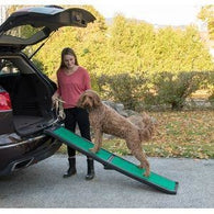 Pet Ramp Bi-Fold with SupertraX