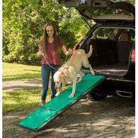 Tri-Fold Pet Ramp with SupertraX, Pet Ramps - SavvyNiche.com
