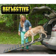 Reflective Pet Ramp Extra Wide, Pet Ramps - SavvyNiche.com