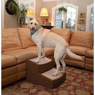 Easy Step II Extra Wide Large Dogs, Pet Stairs - SavvyNiche.com
