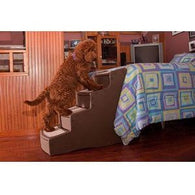 Easy Step IV Large Pets High Bed, Pet Stairs - SavvyNiche.com