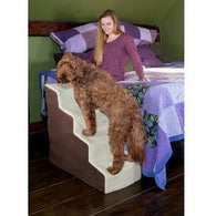 Deluxe Soft Step IV High Bed, Pet Stairs - SavvyNiche.com