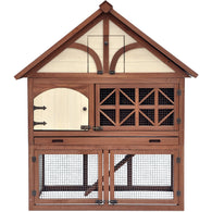 Rabbit Hutch Cage Tudor