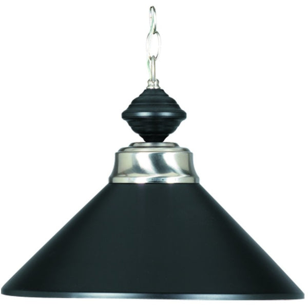 Pendant Ceiling Light Black Stainless