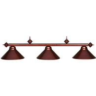 Billiard Table Light - Chestnut