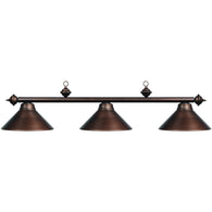 Billiard Light Oil Rubbed Bronze