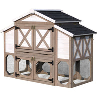 Chicken Coop Country Style