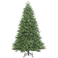 7.5 FT Modern Christmas Tree Pre Lit