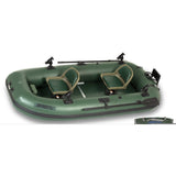 Stealth Stalker Inflatable Rigid Boat Discount Pro Package, Inflatable Kayak - SavvyNiche.com