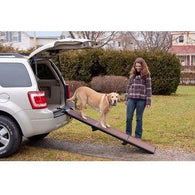 Full Length Tri-Fold Pet Ramp, Pet Ramps - SavvyNiche.com