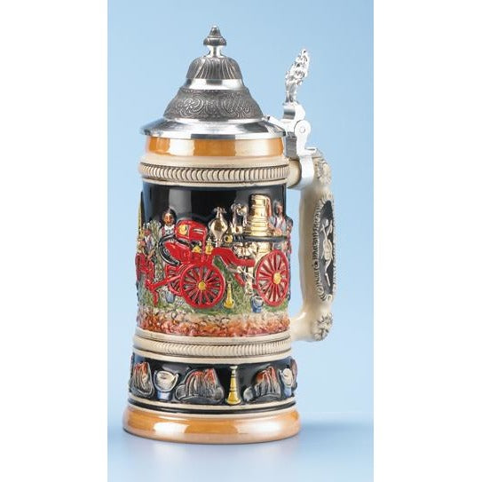 STEAM FIRE ENGINE STEIN