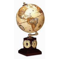 Weather Watch Desk Globe