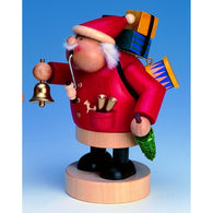 Chubby Santa Claus, KWO German Christmas Smokers - SavvyNiche.com
