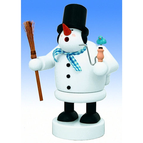 Snowman, KWO German Christmas Smokers - SavvyNiche.com