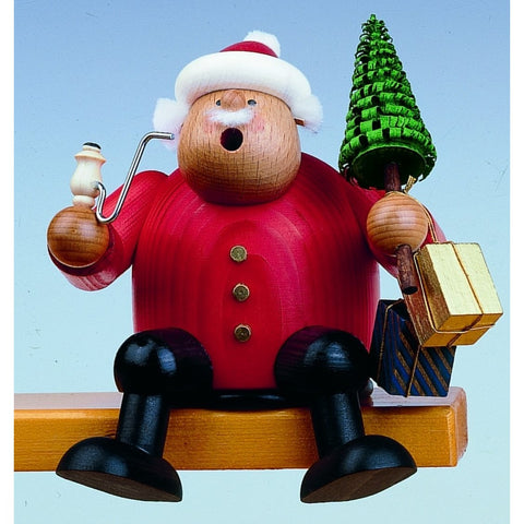 Sitting Santa, KWO German Christmas Smokers - SavvyNiche.com