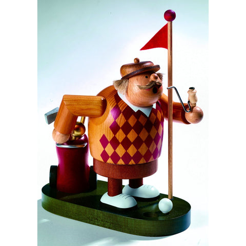Golfer, KWO German Christmas Smokers - SavvyNiche.com