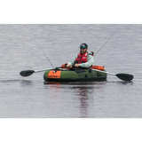 Sea Eagle Packfish PF7 Inflatable Pro Fishing Boat Package, Inflatable Kayak - SavvyNiche.com