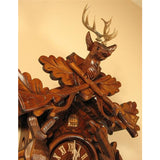 Cuckoo Clocks Hunter Deer Head, 8 Day Cuckoo Clocks - SavvyNiche.com