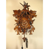 Battery Cuckoo Clocks Leaves and Birds, Quartz Cuckoo Clocks - SavvyNiche.com