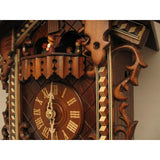 Bahnhausle, 8 Day Musical Cuckoo Clocks - SavvyNiche.com