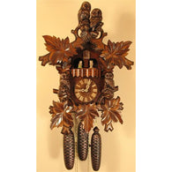 Owls, 8 Day Musical Cuckoo Clocks - SavvyNiche.com