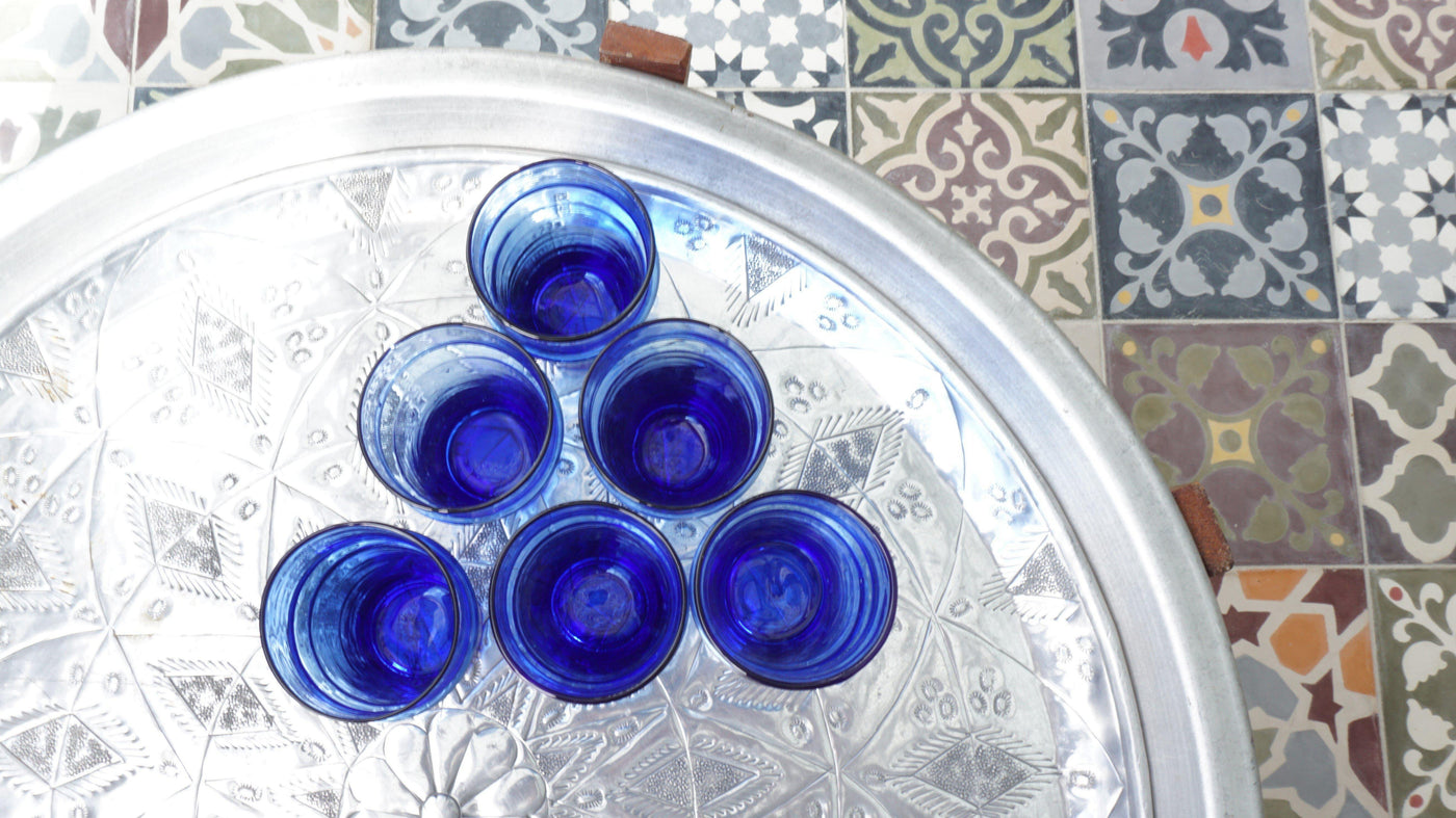 Glassware-A Little Morocco