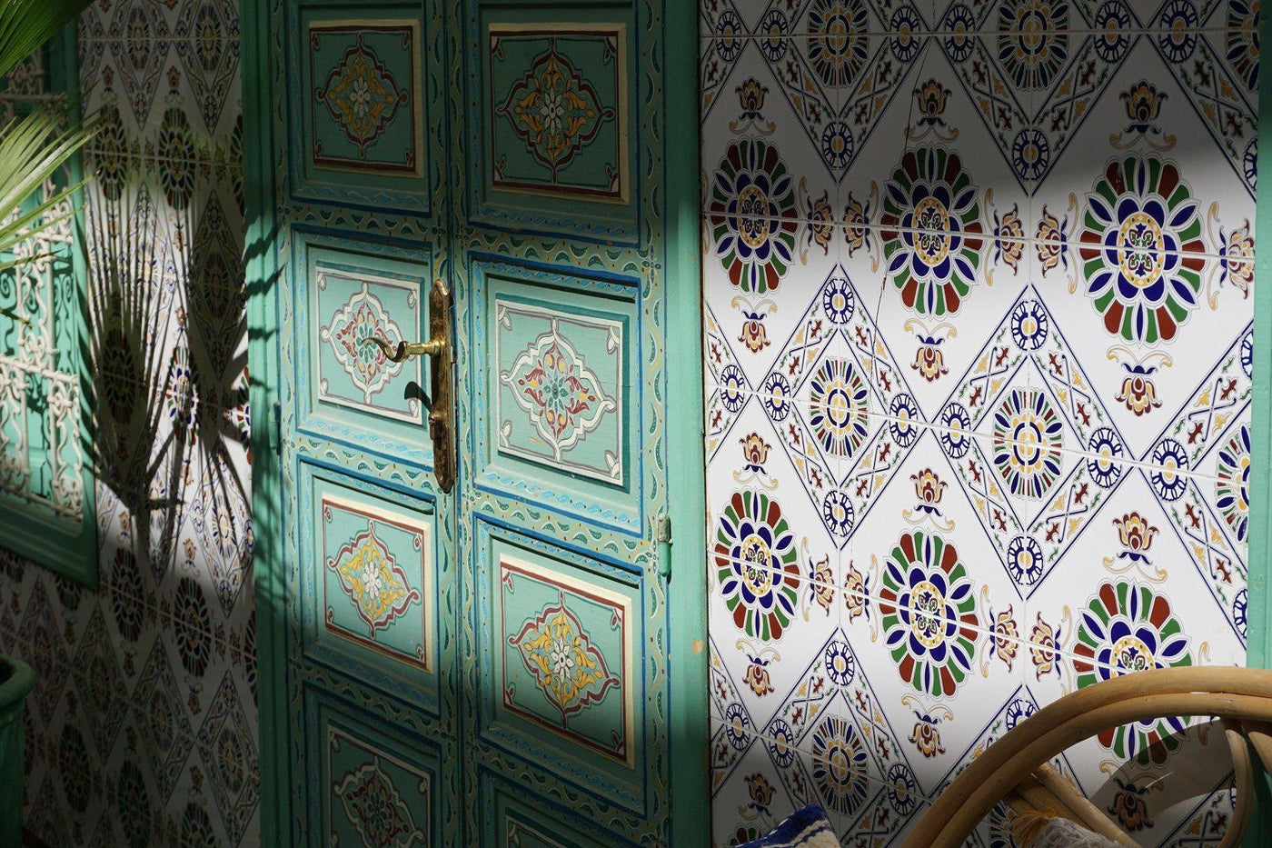 Tiles-A Little Morocco