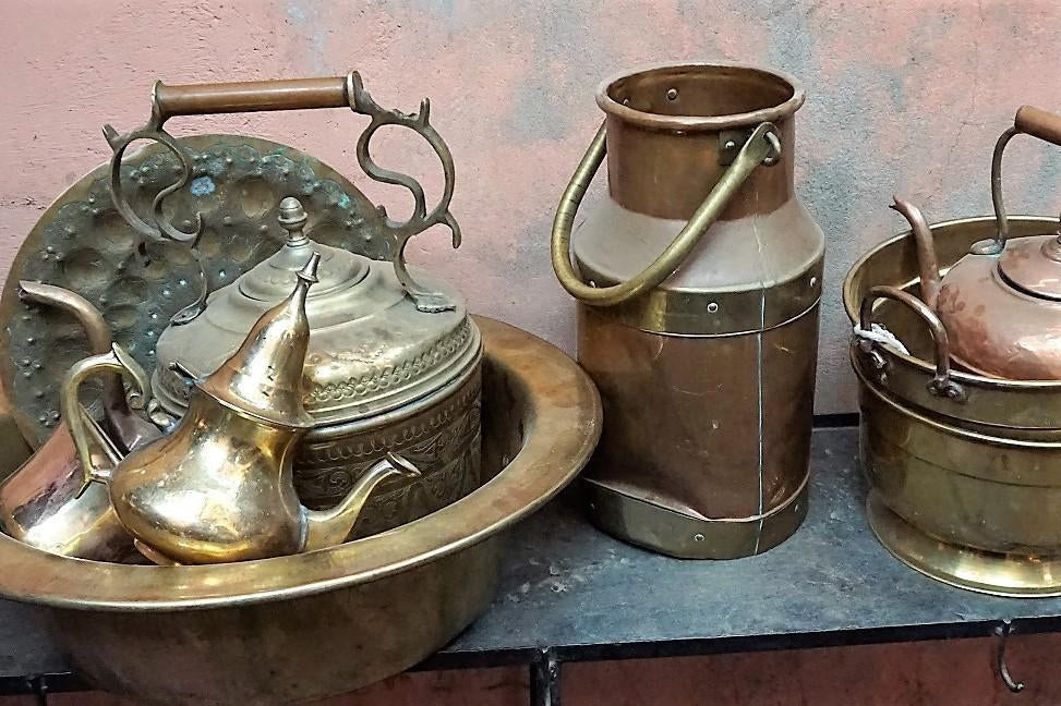 Vintage Homewares-A Little Morocco