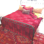 A Little Morocco, Handira Paprika - Bed